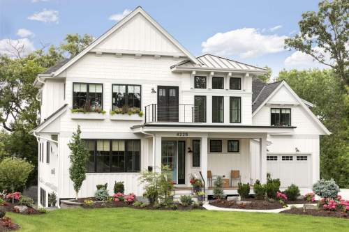 Coastal Cottage — City Homes/Edina and Minneapolis Area Custom Home Builder