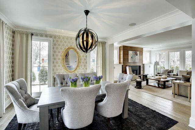 Imagine Your Life In Our Luxurious Edina Fall Parade Home