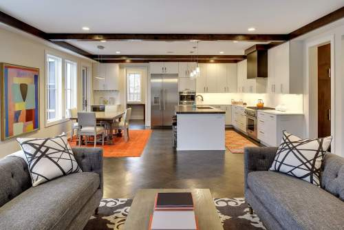 Industrial Farmhouse — City Homes/Edina and Minneapolis Area Custom Home Builder