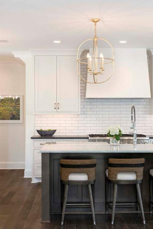 Scandinavian Farmhouse — City Homes/Edina and Minneapolis Area Custom Home Builder