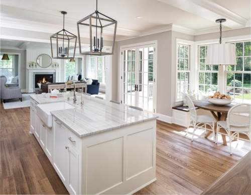 Traditional Elegance — City Homes/Edina and Minneapolis Area Custom Home Builder