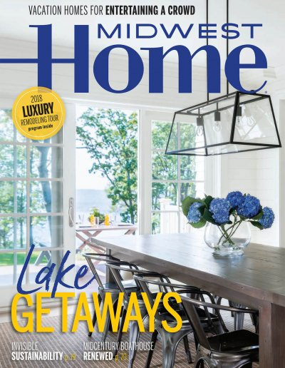 Midwest Home June/July 2018 — Cover