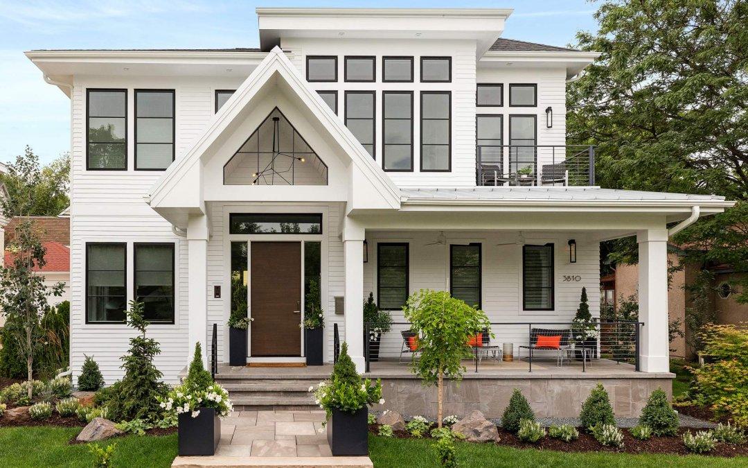 Naturally Modern Residence