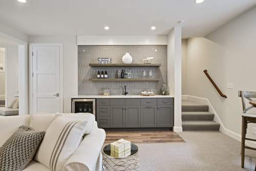 Right-Sized Remodel — City Homes/Edina and Minneapolis Area Custom Home Builder