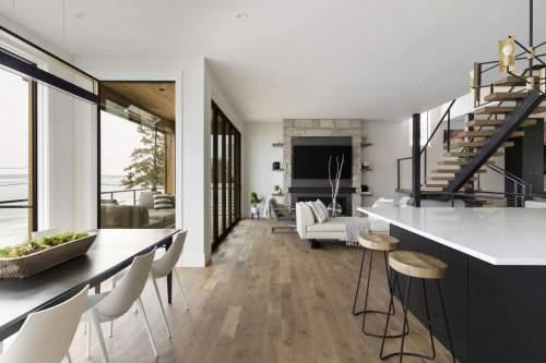 Minnesota Mountain Modern — City Homes/Edina and Minneapolis Area Custom Home Builder