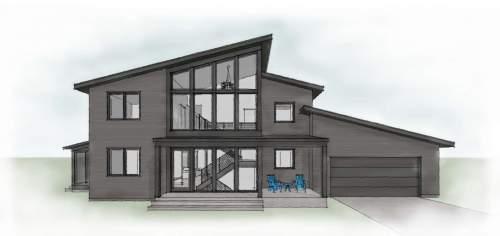 6117 Blake Circle, Edina — City Homes/Edina and Minneapolis Area Custom Home Builder