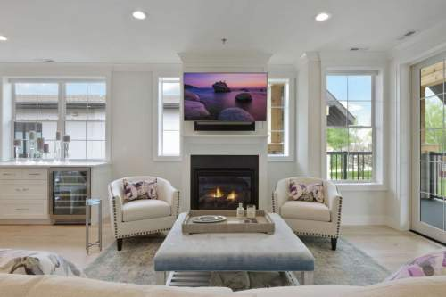 Single-Level Luxe — City Homes/Edina and Minneapolis Area Custom Home Builder